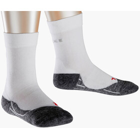 Falke RU4 Running Socks Children grey/white